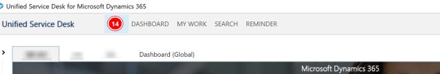 USD Customized toolbar button